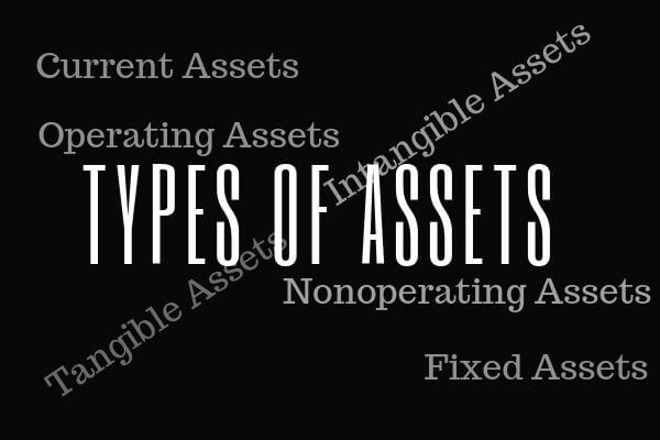 types of assets in hindi